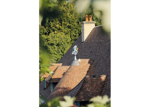 Ermitage : Apartment near Bonneville-sur-Touques