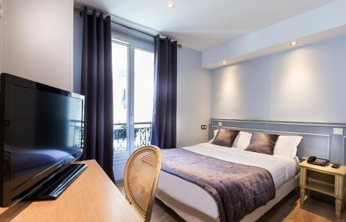 Hôtel Du Brésil : Hotel near Paris 5e Arrondissement