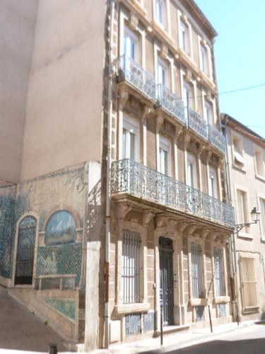 Le jardin de Saint Just : Apartment near Narbonne