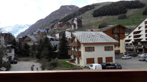 Myosotis : Apartment near Saint-Christophe-en-Oisans