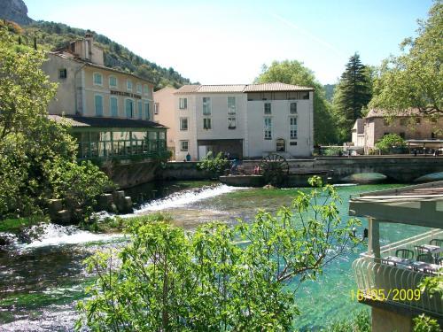 Appartement Tout Equipé - Balade A Vélo : Guest accommodation near Fontaine-de-Vaucluse