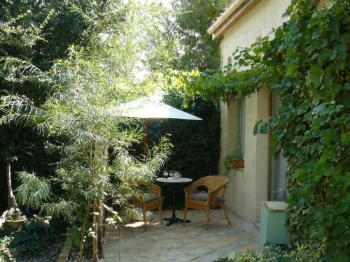 Anpq : Guest accommodation near Fontès
