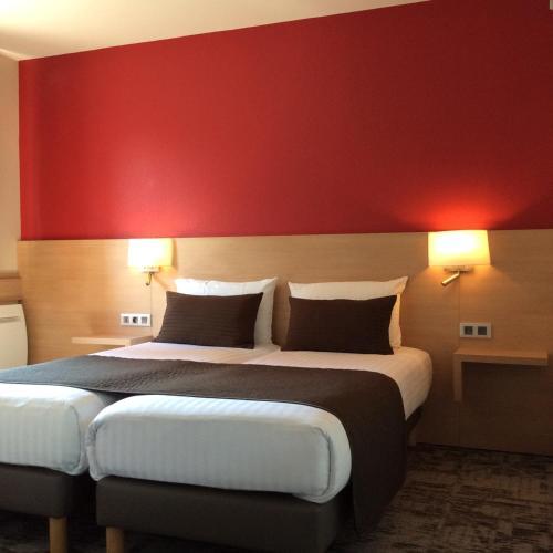 Citotel La Clef des Champs : Hotel near Weckolsheim