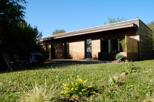 woodyhome78 : Guest accommodation near Saint-Lambert