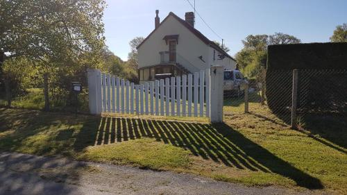Les Papillons : Guest accommodation near Saint-Civran