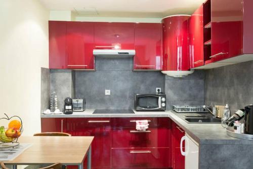 Felix Apartment : Apartment near Paris 17e Arrondissement