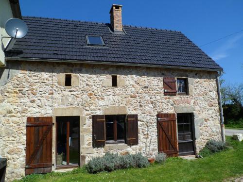 Cutters Lodge : Guest accommodation near Saint-Marcel-en-Marcillat