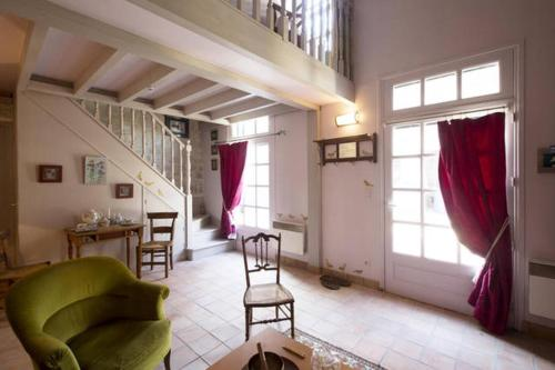 La chambre Dacothé : Bed and Breakfast near Angicourt