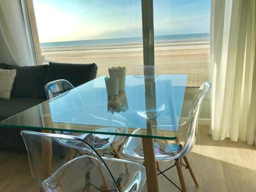Digue de Mer : Apartment near Bray-Dunes