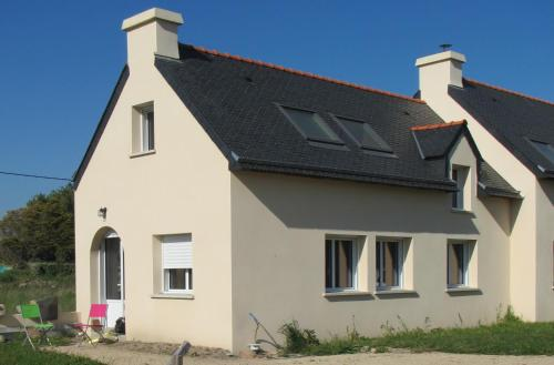 Les Gravelots : Guest accommodation near Merlevenez