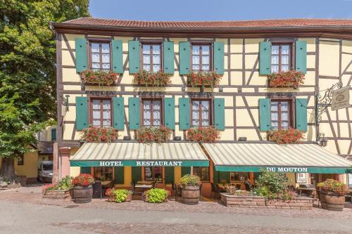 Hôtel du Mouton : Hotel near Thannenkirch