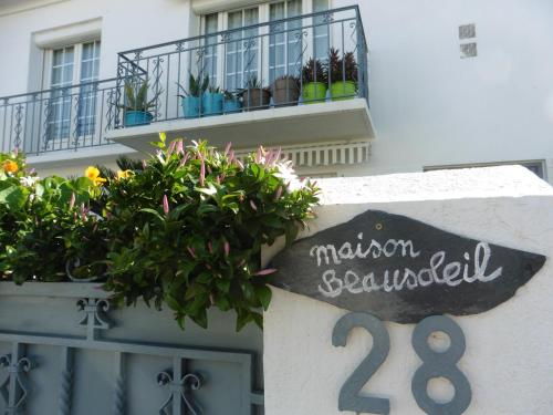 Maison Beausoleil : Guest accommodation near Baho