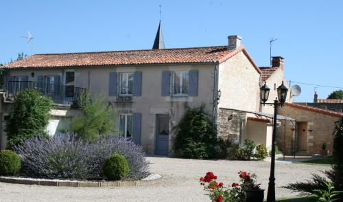 Gîte de la Maricé : Guest accommodation near Varennes