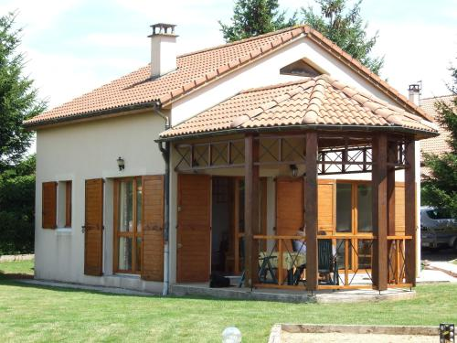 Lac de Naussac : Guest accommodation near Cellier-du-Luc