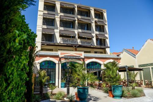 Hôtel Villa - Lamartine : Hotel near Arcachon