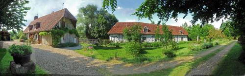 Ferme la Thillaye : Guest accommodation near Canteloup