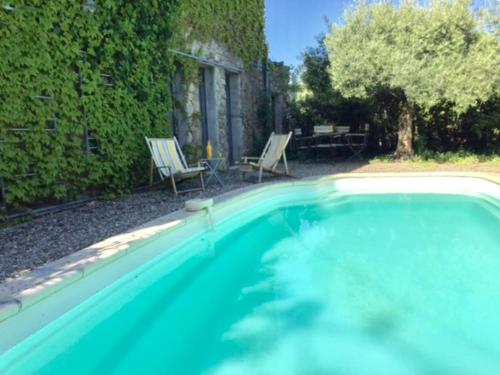 Gites Sud France : Guest accommodation near Montouliers