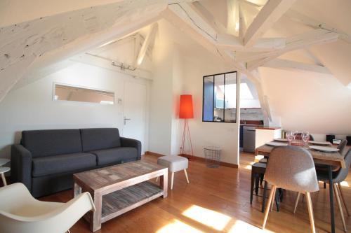 Vannes - Appt Vue Directe Port : Apartment near Theix