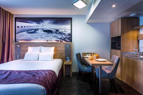 Kyriad Prestige Saint Nazaire : Hotel near Trignac