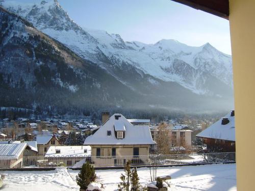 Studio Mont-Blanc : Apartment near Chamonix-Mont-Blanc