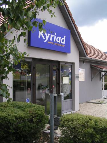 Kyriad Bellegarde - Genève : Hotel near Clarafond-Arcine