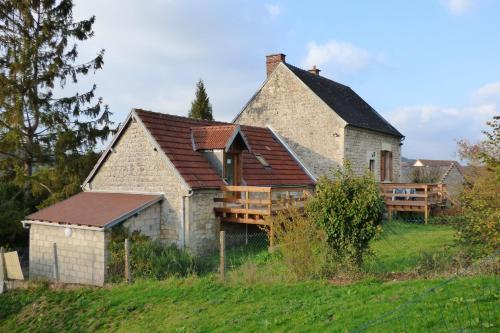 Le Clos du Val : Guest accommodation near Cys-la-Commune