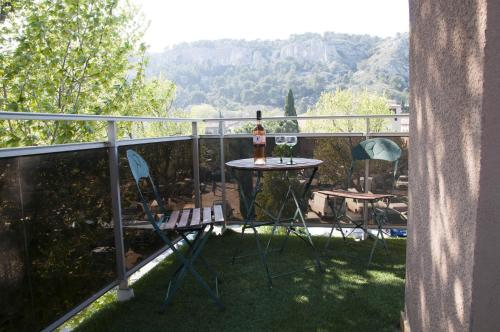 HummingBird : Apartment near Cavaillon