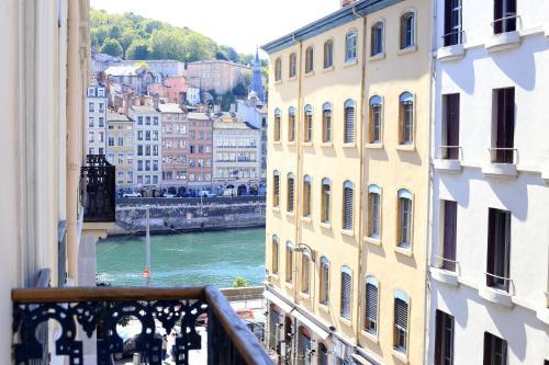 La Suite Terreaux : Apartment near Lyon 1er Arrondissement