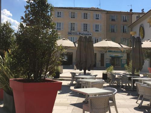 L'Annexe Plaisance : Hotel near Ollières
