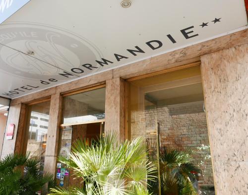 Hotel de Normandie : Hotel near Sainte-Foy-lès-Lyon