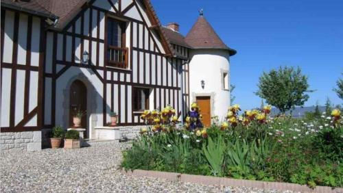 Le Mont d'Auge : Bed and Breakfast near Tourville-en-Auge