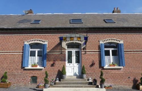 Guillemont Halt : Guest accommodation near Lesbœufs