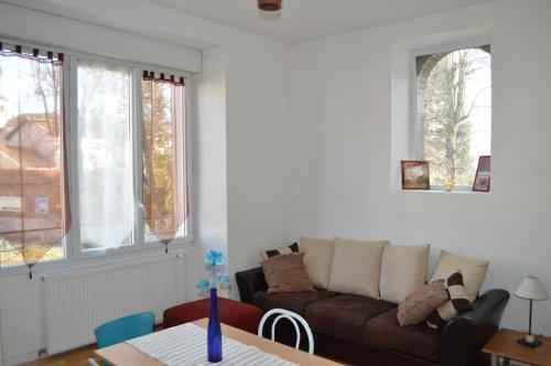 Appartement logis balnéen : Apartment near Montcourt