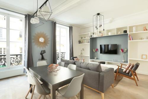 Charming apartment rue de Bretagne : Apartment near Paris 3e Arrondissement