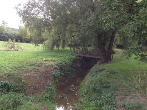 Le Moulin de Russac : Guest accommodation near Sainte-Alauzie