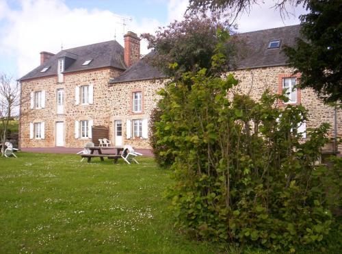 Gîte le Lasnier : Guest accommodation near Ravenoville