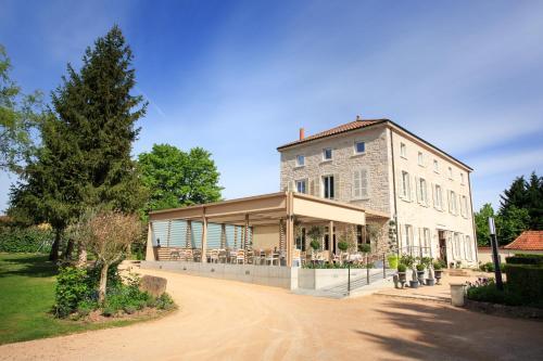 La Marande : Hotel near Cruzille