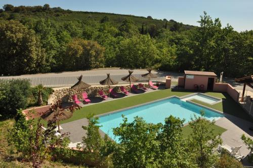 Team Holiday - Camping Mas Llinas : Guest accommodation near Saint-Jean-Lasseille