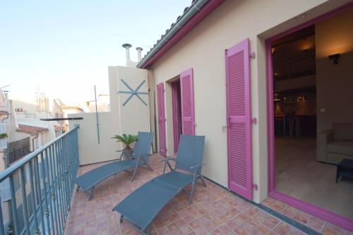 Un week-end a Marseille : Apartment near Marseille 2e Arrondissement