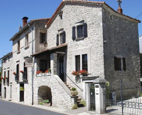 Le Barry du Grand Chemin : Bed and Breakfast near La Couvertoirade