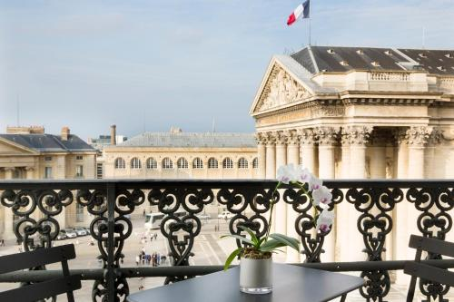 Hôtel Les Dames du Panthéon : Hotel near Paris 5e Arrondissement