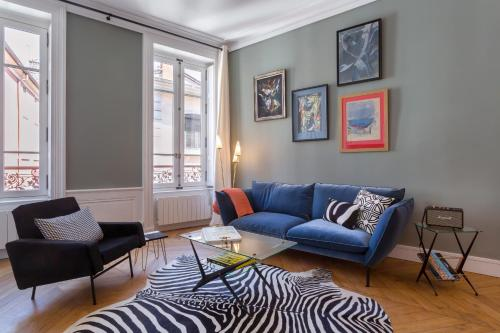 Confort : Apartment near Lyon