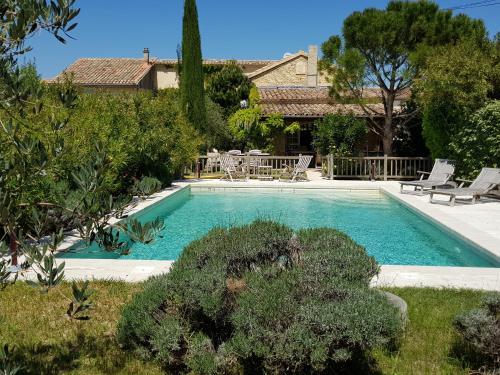 Villa GOHY : Guest accommodation near Sablet
