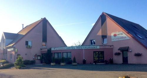 Le Coquelicot : Hotel near Romagny