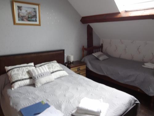 Chambres à La Ferme : Guest accommodation near Mostuéjouls