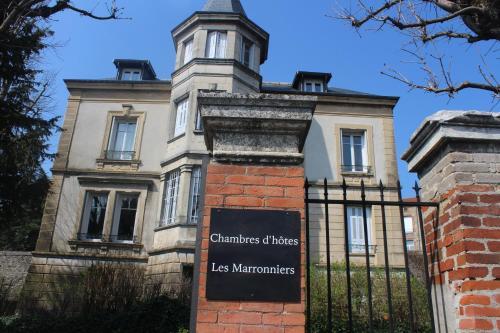 Les Marronniers : Bed and Breakfast near Saint-Nizier-de-Fornas