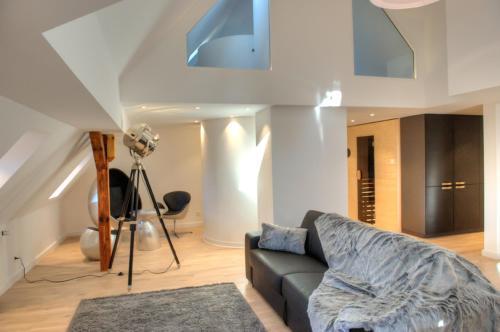 Le Dome : Apartment near Strasbourg