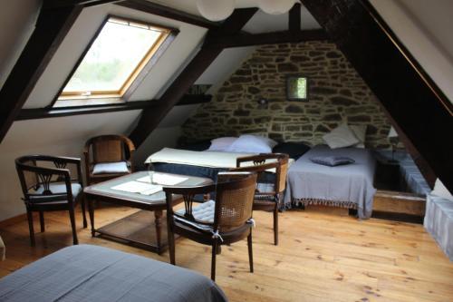 Qui Vivra Verra : Bed and Breakfast near Montcuit