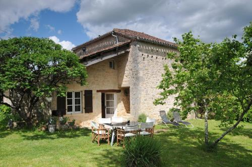 Les Gonies : Guest accommodation near Mauroux