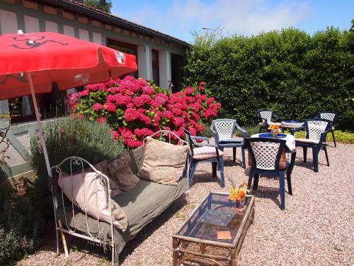 Chambres d'hôtes les 4 chemins : Bed and Breakfast near Englesqueville-en-Auge